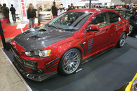 2008 Mitsubishi Lancer Evolution picture, exterior