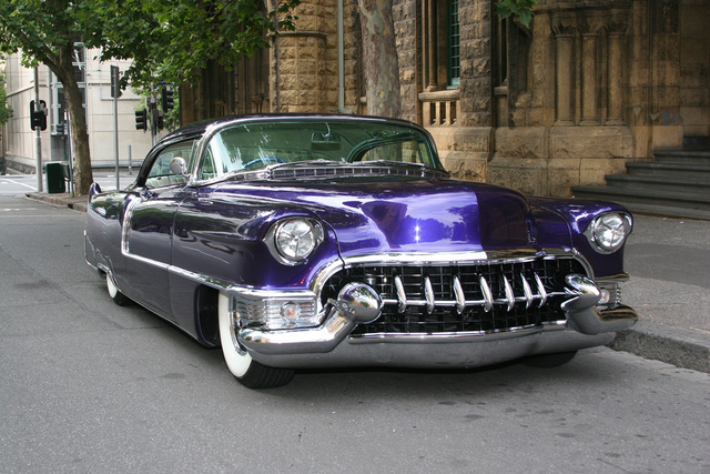 Picture of 1955 Cadillac DeVille, exterior, gallery_worthy