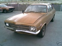 1970 Holden Torana Overview