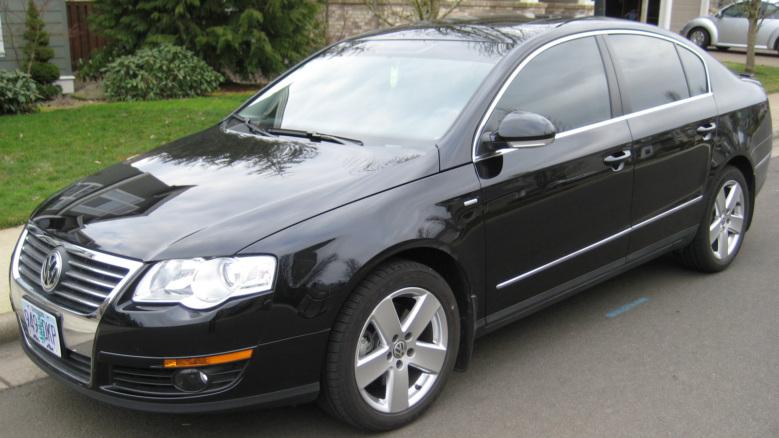 2007 volkswagen passat exterior pictures cargurus. Black Bedroom Furniture Sets. Home Design Ideas