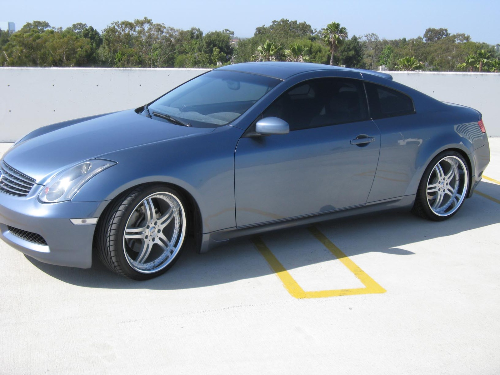 Infiniti g35 coupe related imagesstart 50 weili automotive network 2005 infiniti g35 coupe picture exterior vanachro Images