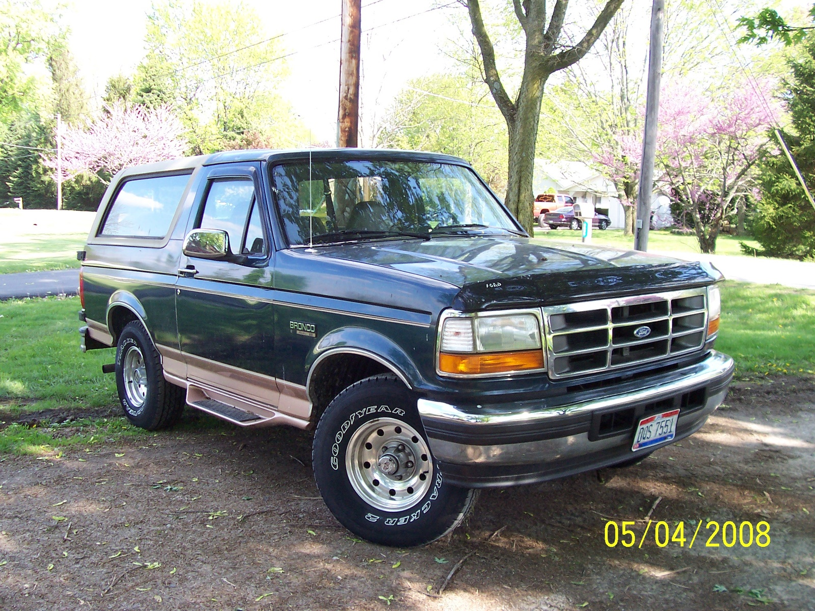 1995 ford bronco pictures cargurus for 06 jeep liberty window regulator recall