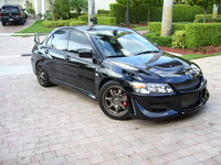Picture of 2005 Mitsubishi Lancer Evolution VIII, exterior