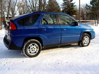 Rcomkyh Pontiac Aztek Rally 2004