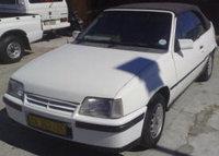 1990 Opel Monza Overview