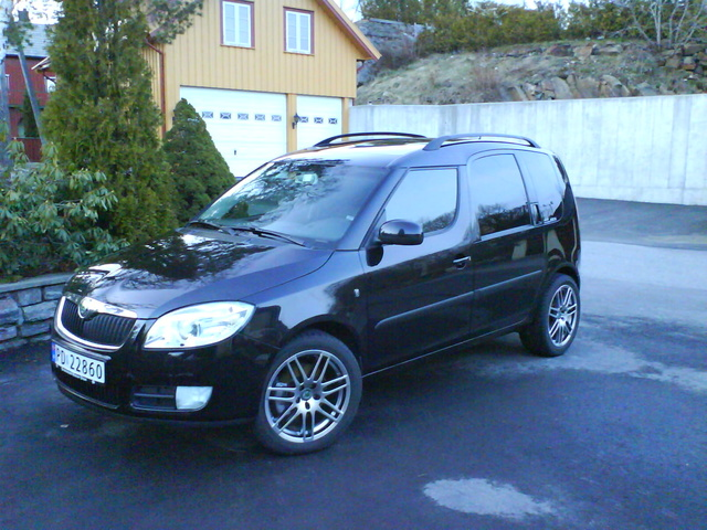 Picture of 2007 Skoda Roomster