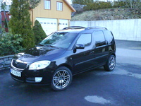 2007 Skoda Roomster Overview