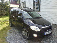Picture of 2007 Skoda Roomster, exterior