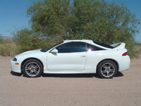 Picture of 1998 Mitsubishi Eclipse, exterior