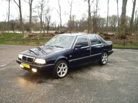 1989 Lancia Thema Overview
