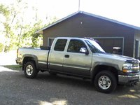 2001 Chevrolet Silverado 2500 Picture Gallery