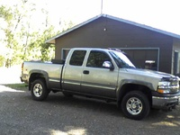 2001 Chevrolet Silverado 2500 Overview