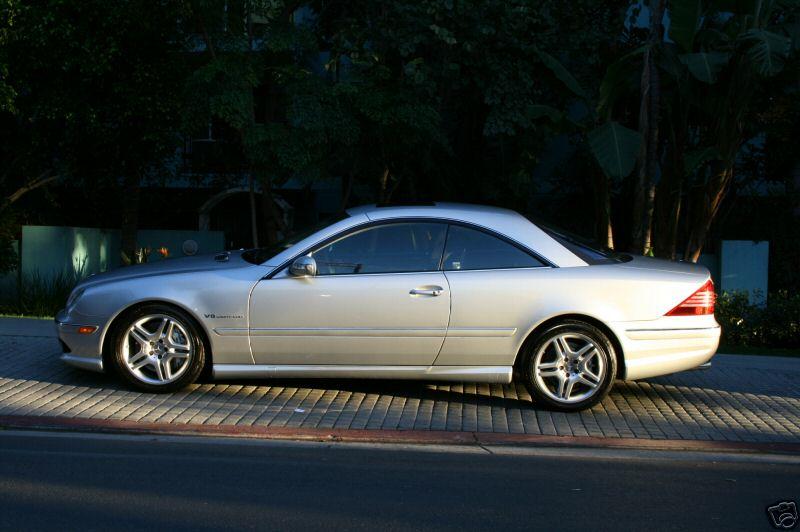2004 mercedes benz cl class exterior pictures cargurus for 2004 mercedes benz cl class