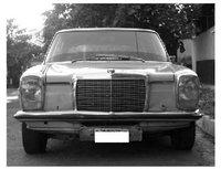 1972 Mercedes-Benz 220, W115 Mercedes-Benz 200 1972, exterior