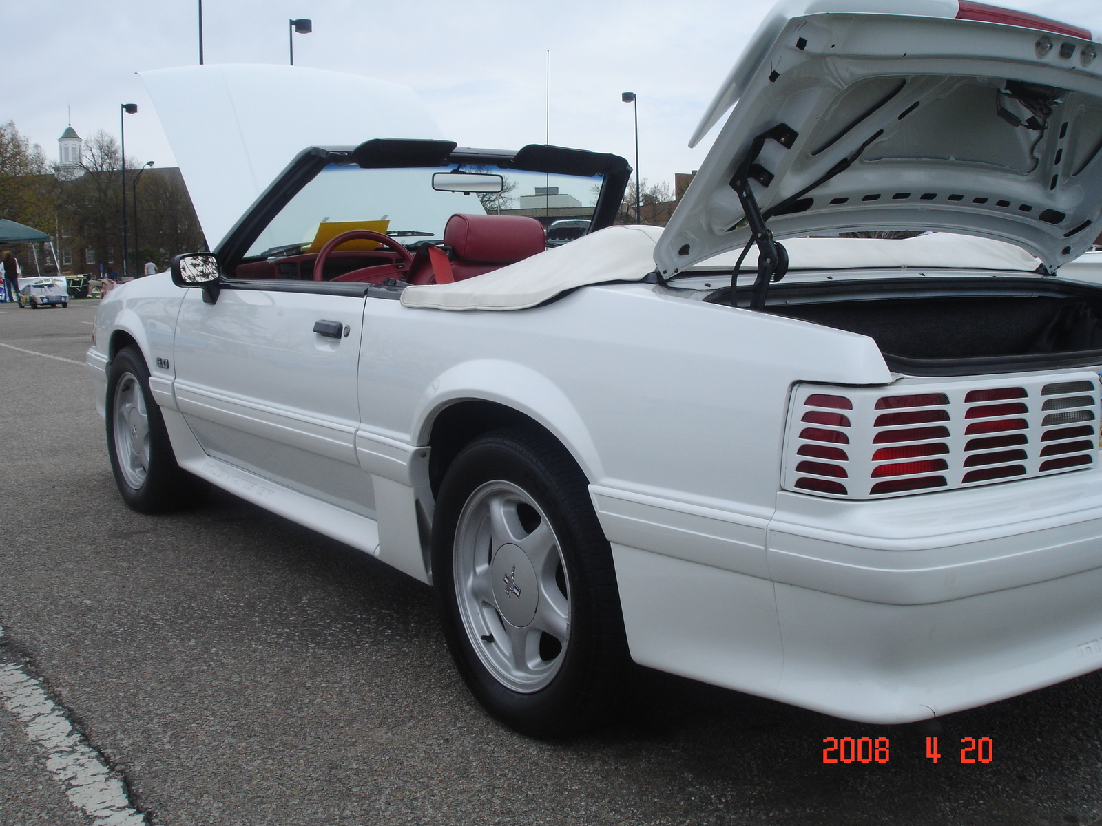 1989 ford mustang gt 5 0 convertible hd gallery