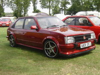 Picture of 1983 Vauxhall Astra, exterior