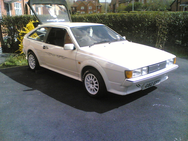 Picture of 1990 Volkswagen Scirocco, exterior, gallery_worthy