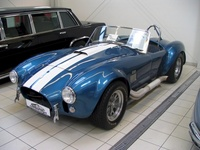 1966 Shelby Cobra Overview