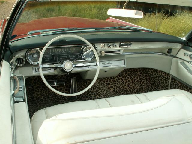 1965 Cadillac Deville Interior Pictures Cargurus