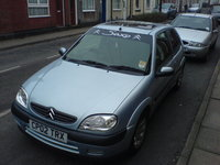 Picture of 2002 Citroen Saxo, exterior