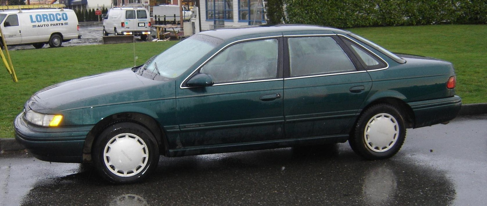 ford taurus gl owners manual