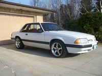 1991 Ford Mustang 2 Dr LX Coupe picture