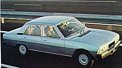 Picture of 1979 Peugeot 604