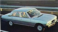 1979 Peugeot 604 Overview