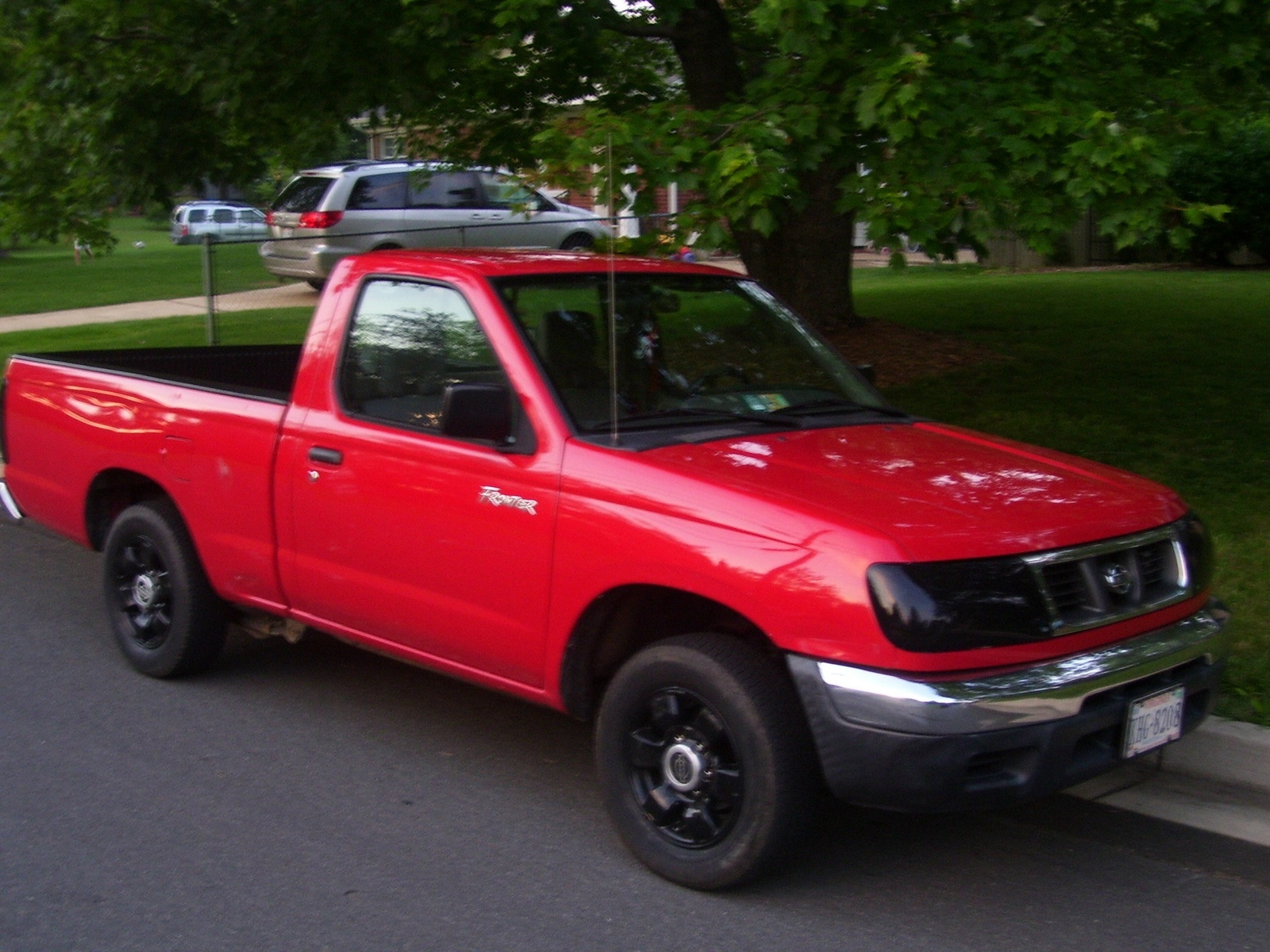 2000 Nissan Frontier Lifted >> 1999 Nissan Frontier - Overview - CarGurus