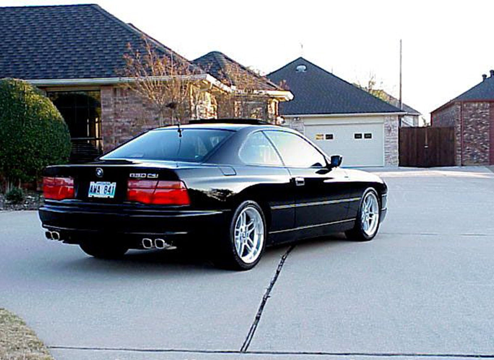 1997 Bmw 8 Series Pictures Cargurus