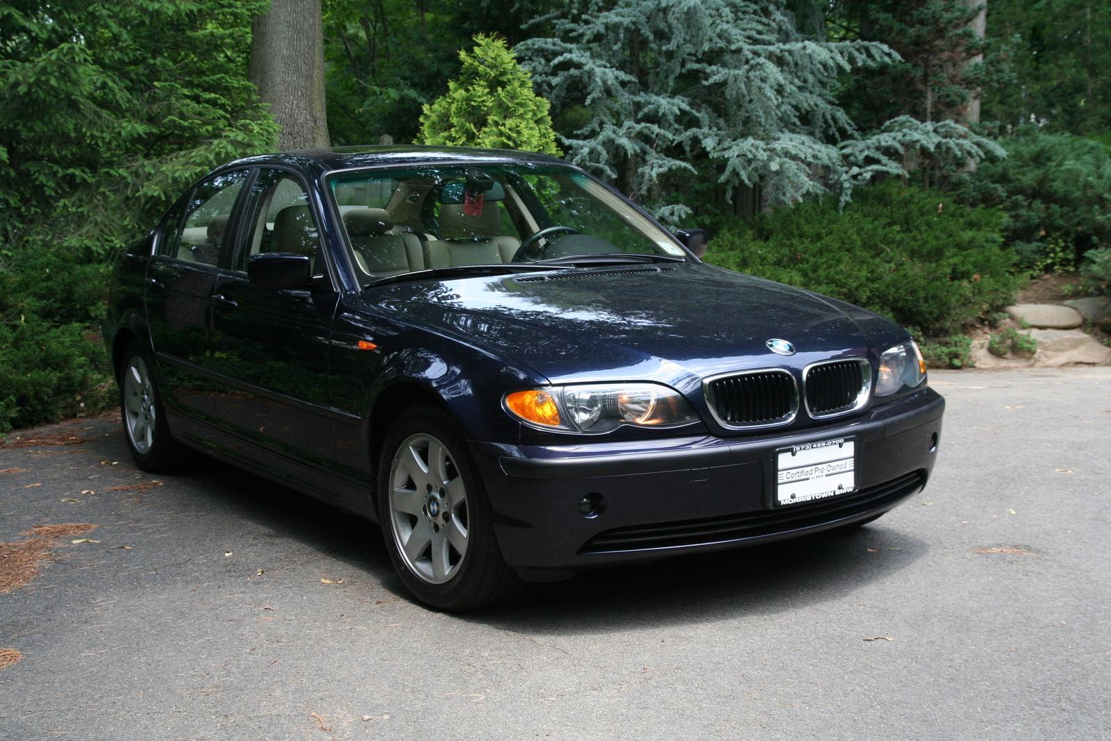 BMW 3 series (2005)