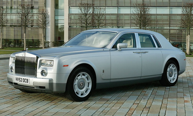 2007 Rolls Royce Phantom Pictures Cargurus