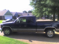 1995 Chevrolet C/K 1500 Ext. Cab 8-ft. Bed 2WD picture