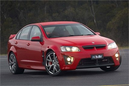 Picture of 2008 HSV GTS