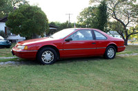 Picture of 1991 Ford Thunderbird LX, exterior