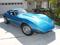 1973 Chevrolet Corvette picture, exterior