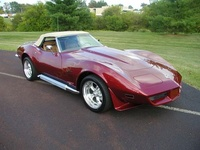 1973 Chevrolet Corvette Convertible picture, exterior