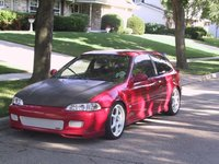 Picture of 1992 Honda Civic Si Hatchback, exterior