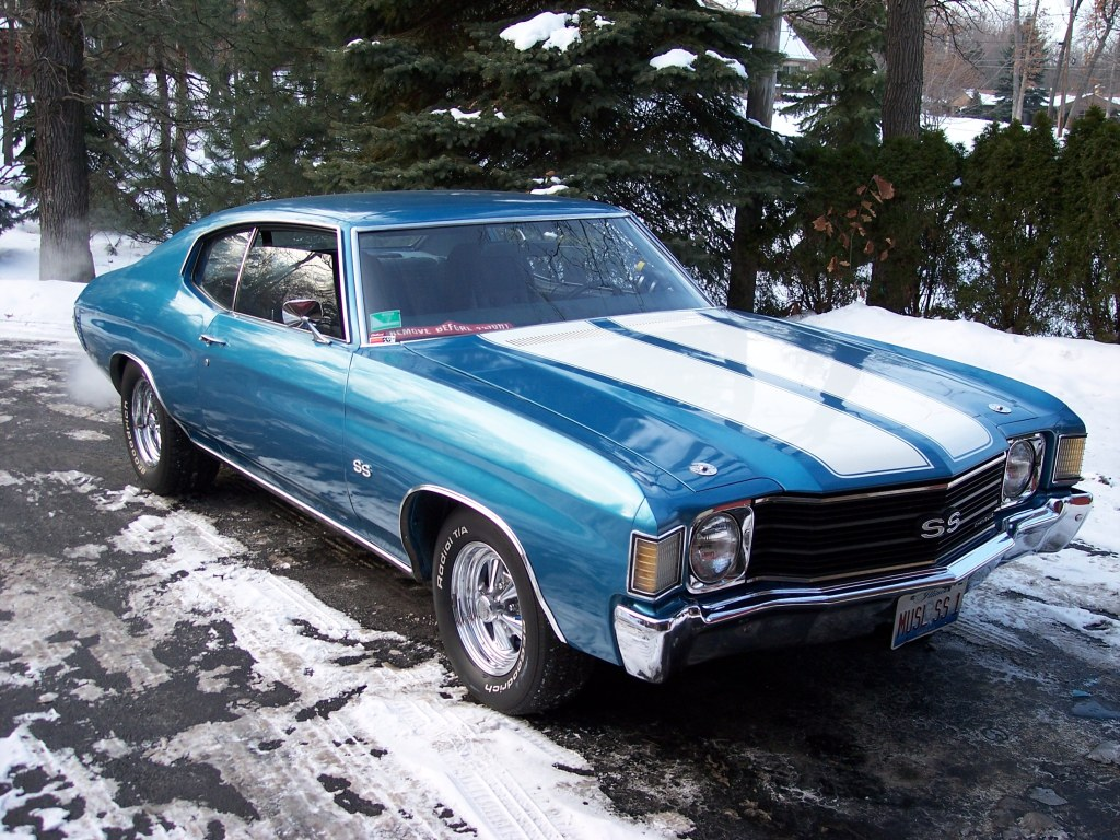cars 1972 chevrolet chevelle - photo #22
