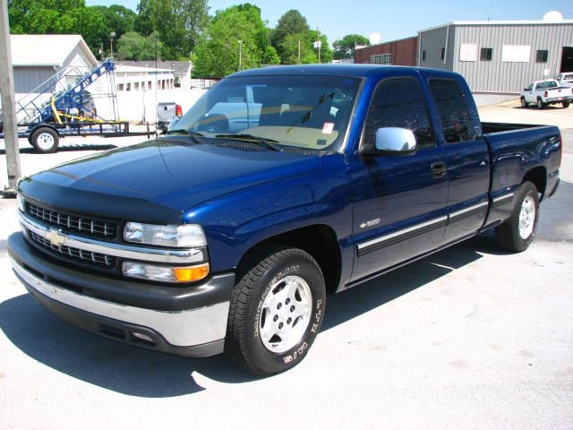 Picture of 1999 Chevrolet Silverado 1500 3 Dr LS Extended Cab LB