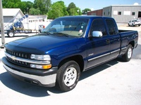 Picture of 1999 Chevrolet Silverado 1500 3 Dr LS Extended Cab LB, exterior