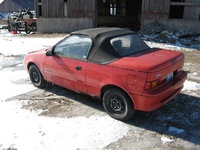 Picture of 1990 Geo Metro 2 Dr LSi Convertible, exterior