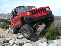 1999 Jeep Cherokee 4 Dr Sport 4WD SUV picture, exterior