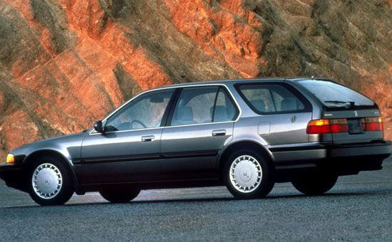 1991 Honda Accord 4 Dr EX Wagon