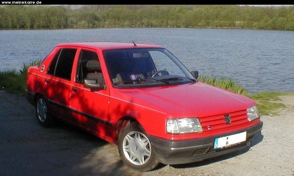 1990 Peugeot 309 picture, exterior