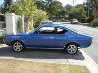 1975 Mazda RX-4 Overview