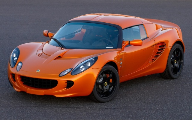 Picture of 2008 Lotus Elise