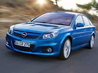 2006 Opel Vectra Overview