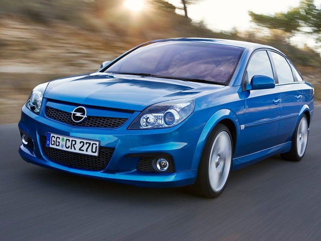 Picture of 2006 Opel Vectra