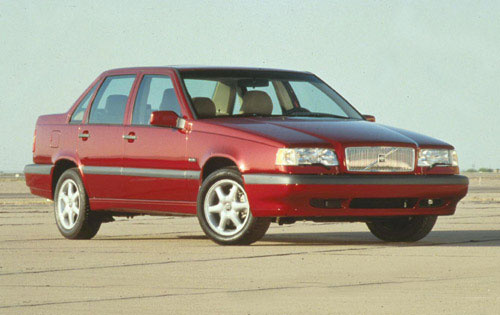 Picture of 1995 Volvo 850